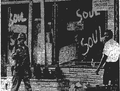 CAPSTONE: Riot or Rebellion?