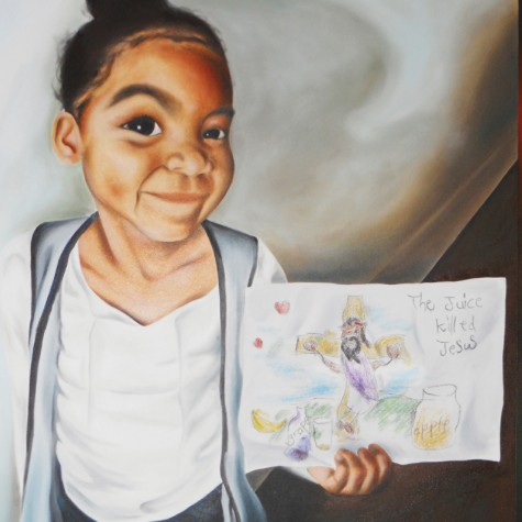 Art Department rejects student's piece for display