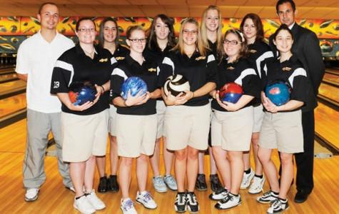 NJCU Women's Bowling: Success Keeps a Rollin'