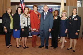 Robert Menendez: Every woman's BFF in the Senate