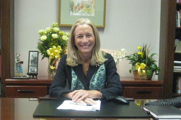 Dr. Sue Henderson named  NJCU's 12th University President