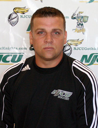 One man makes a difference to women's soccer program