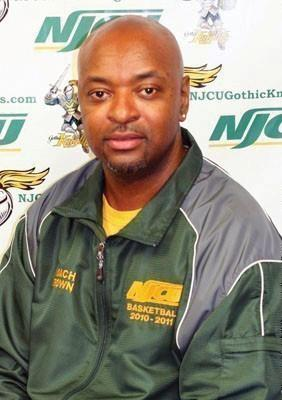 Marc Brown. Photo courtesy of NJCU Sports Information