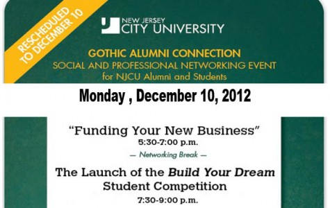 Gothic Alumni Connection Sponsored Event—Dec. 10