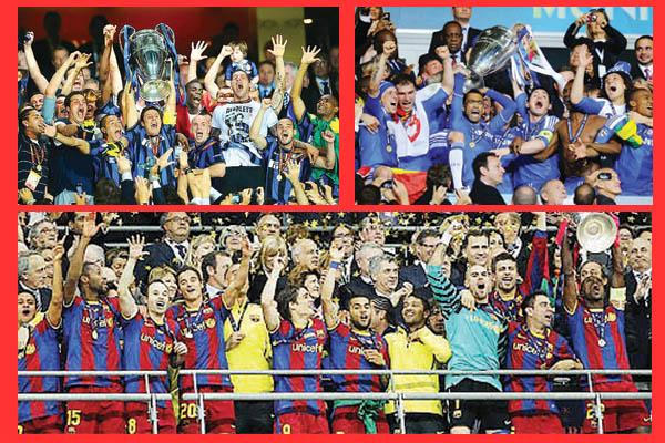 Path to Greatness: Inside Look at the UEFA Champions League