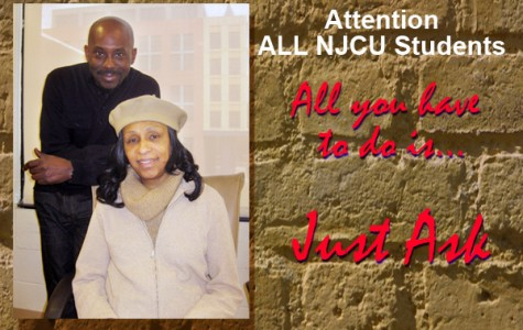 Attention ALL NJCU Students:  All you have to do is…
