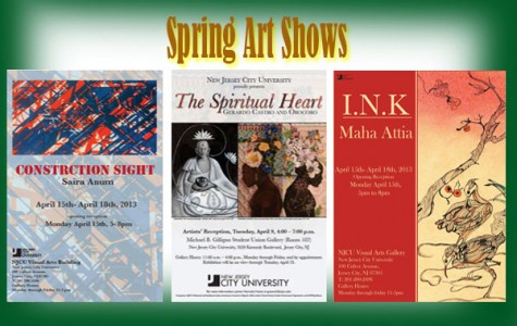 SPRING ART SHOWS — See listings