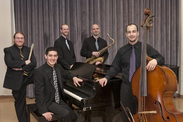 This semester, the Jazz Quartet at NJCU interprets works by Cedar Walton. Courtesy of NJCU Jazz Quartet