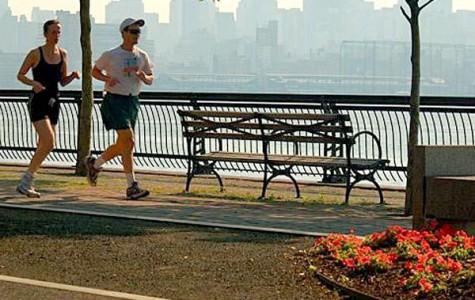 Jogging… WTF? The Endless Marathon