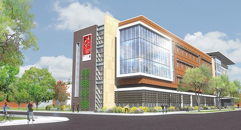 West Campus Expansion: NJCU Outlines First Phase of Large Scale Project