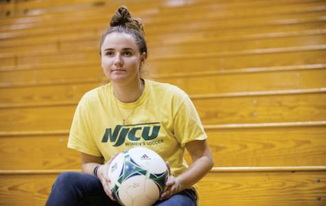 Women's Soccer Co-Captain Battles Epilepsy