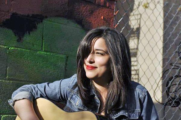 Photogaphy 2013. Ella Chavez is looking forward to releasing more music in 2014. Photo courtesy of Leona Strassberg Steiner