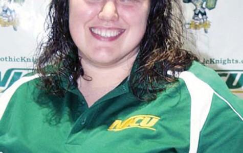 Coach Vicky Spratford – Photo by njcugothicknights.com