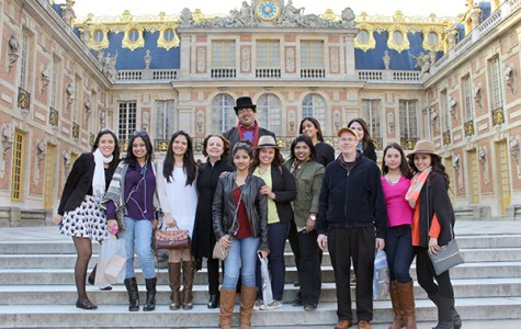 Spring Break in Paris: Studying Abroad