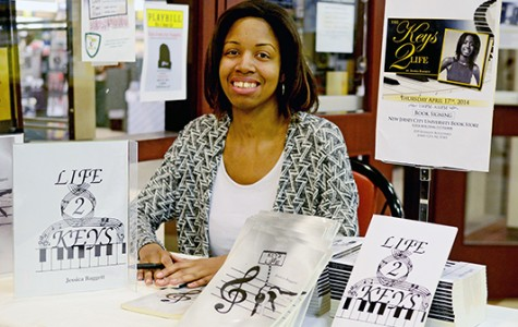 NJCU Media Arts Student Publishes Second Novel