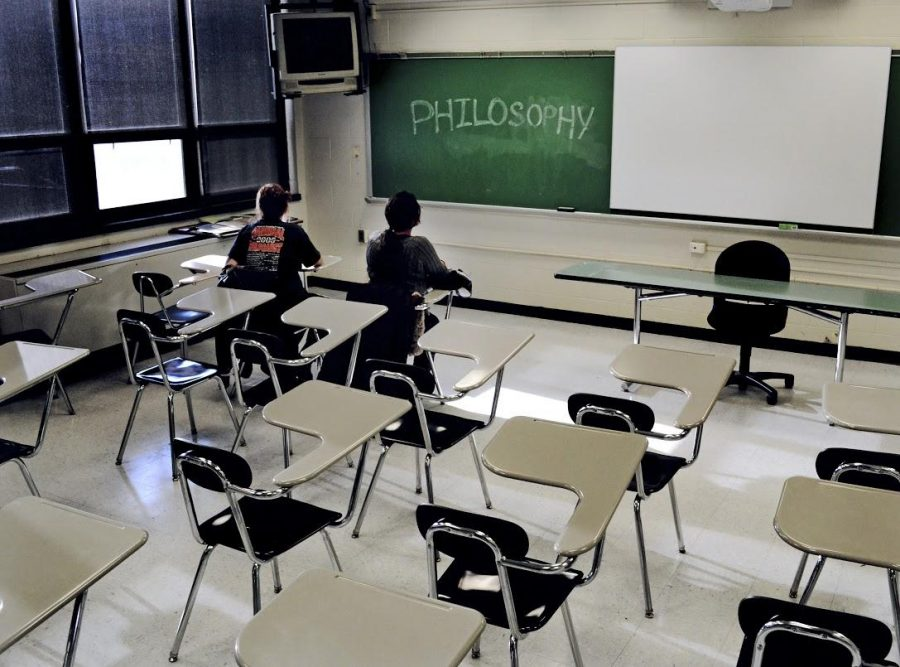 Philosophy Suffers Lack of Students
