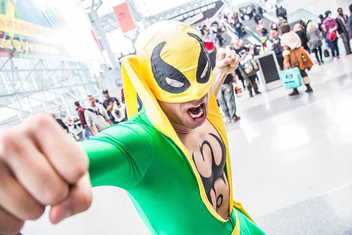Provided by NYC Comic-Con