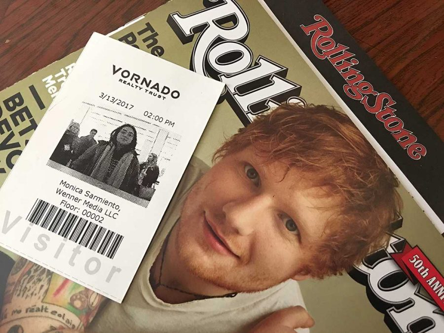 A Tour of Rolling Stone
