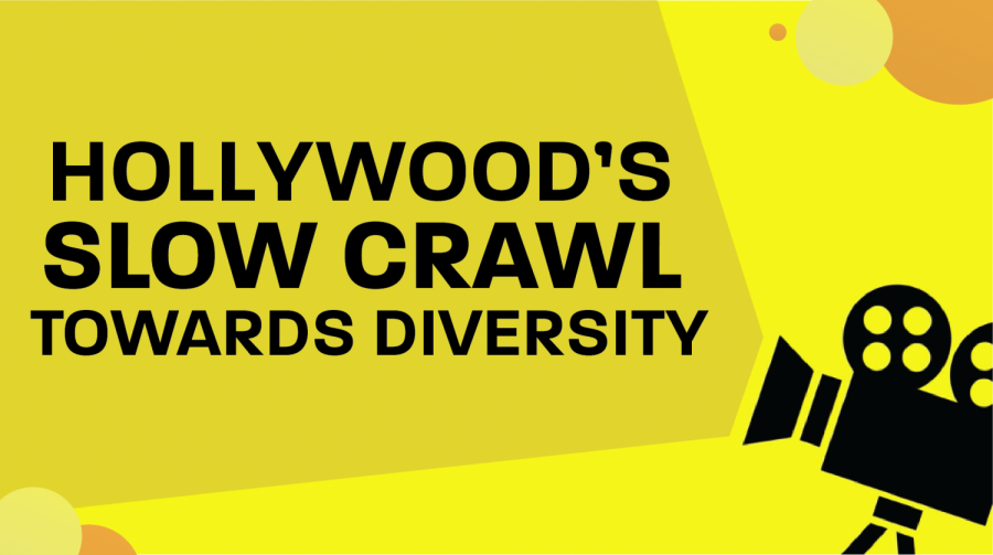 Hollywood's Slow Crawl Towards Diversity