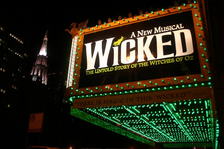 Wicked, a Magical Broadway Experience