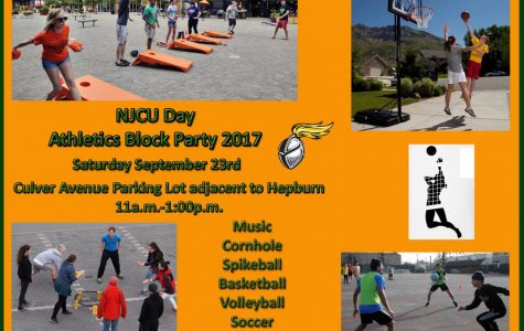 NJCU Day, September 23