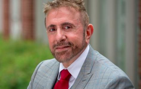 Doctor Halkitis to visit campus, speak about LGBT men's health, September 21