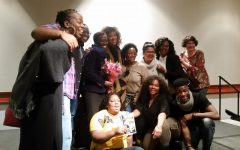 Lawrence Hamm and NJCU honor Martin Luther King Jr.