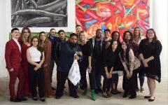 Nova Altum, BFA exhibition showcases NJCU student work