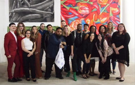 Nova Altum, BFA exhibition showcases NJCU student work