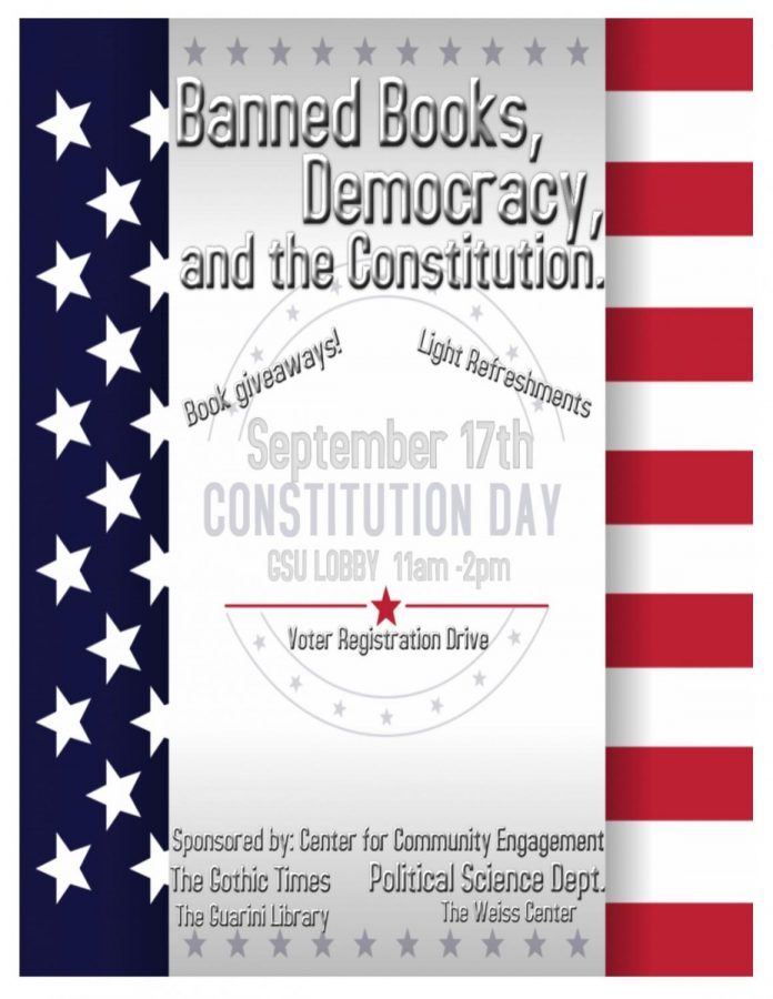 Constitution Day, Sept. 17 Event in GSUB