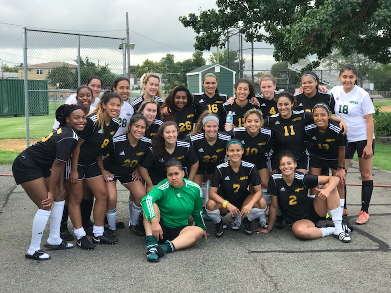 NJCU Women's Soccer Start their Season Off with a Win and Loss