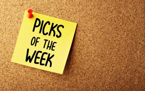 Picks of the Week April 29th - May 5th