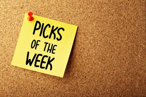 Picks of the Week April 15th – April 21st