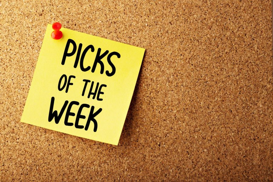 Picks of the Week:  Nov. 12 – 18