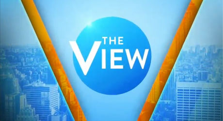 My Trip to 'The View'