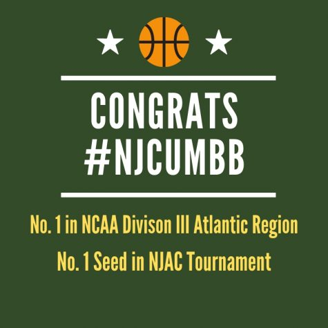 #NJCUMBB are Headed to the NJAC Championship!