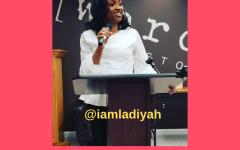 "Ladiyah Beachum: ""Done Being Silent"" – book signing Apr. 2"