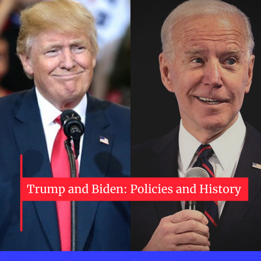 Trump and Biden: Policies and History
