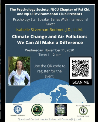 Climate Change and Air Pollution: We Can All Make a Difference (11/11)