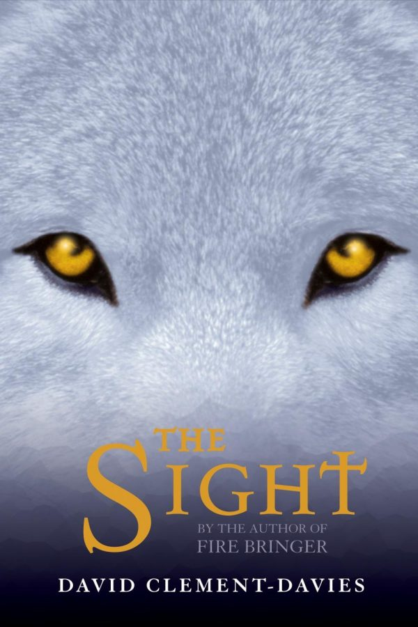 The cover of The Sight, a novel by David Clement-Davies