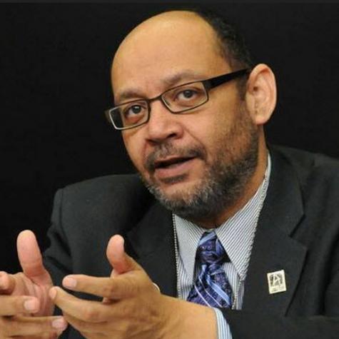 Dr. Daryl Scott. Photo courtesy of the Lee Hagan Africana Studies Center.