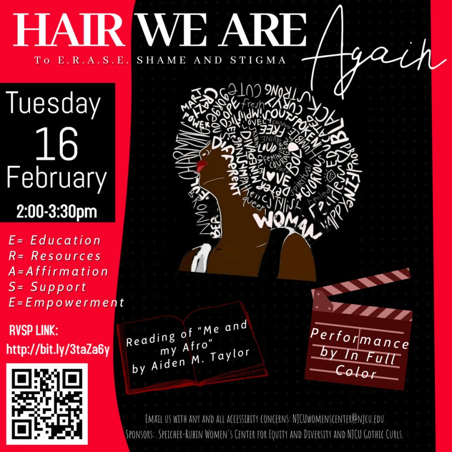 Hair We are Are Again (2/16)