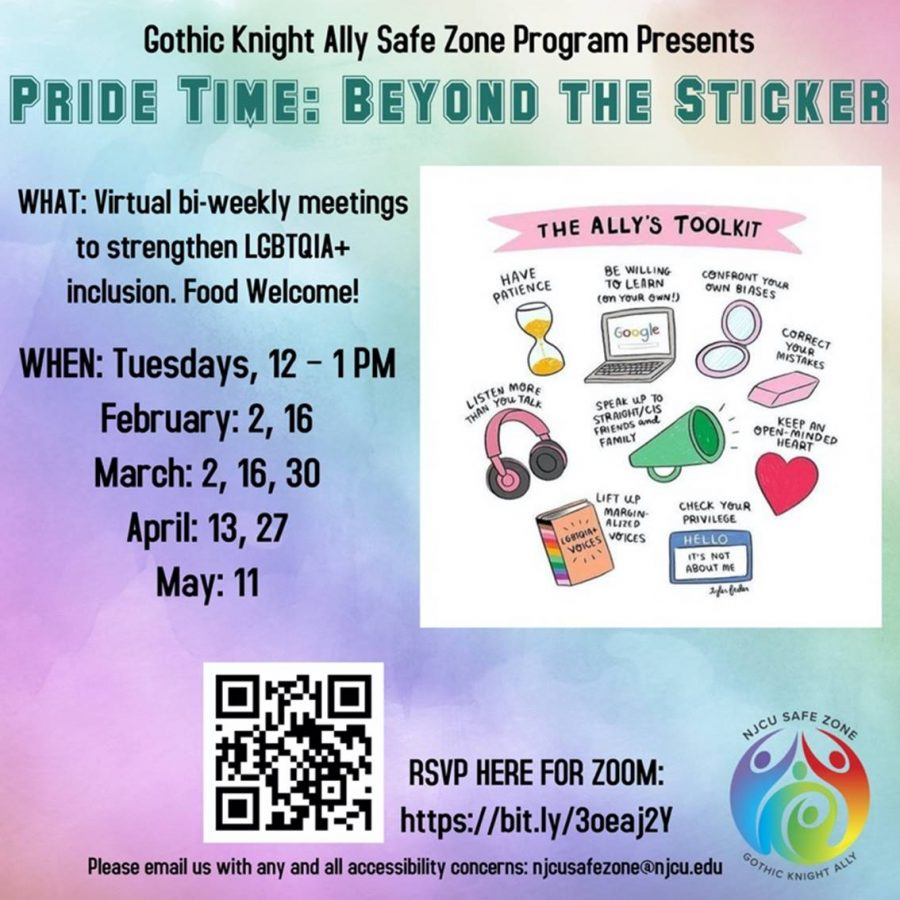 Pride Time: Beyond the Sticker (2/16)