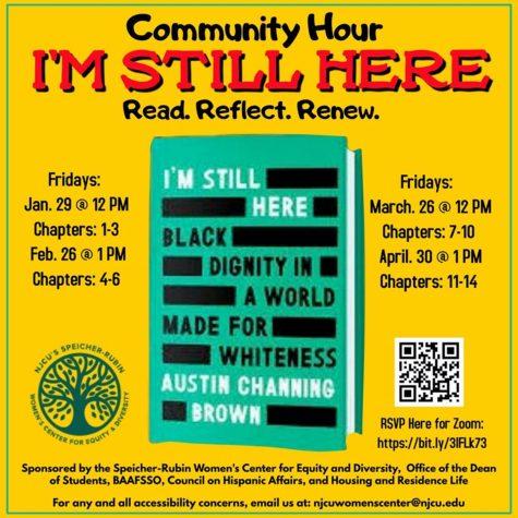 Im Still Here - Read. Reflect. Renew. (2/26)