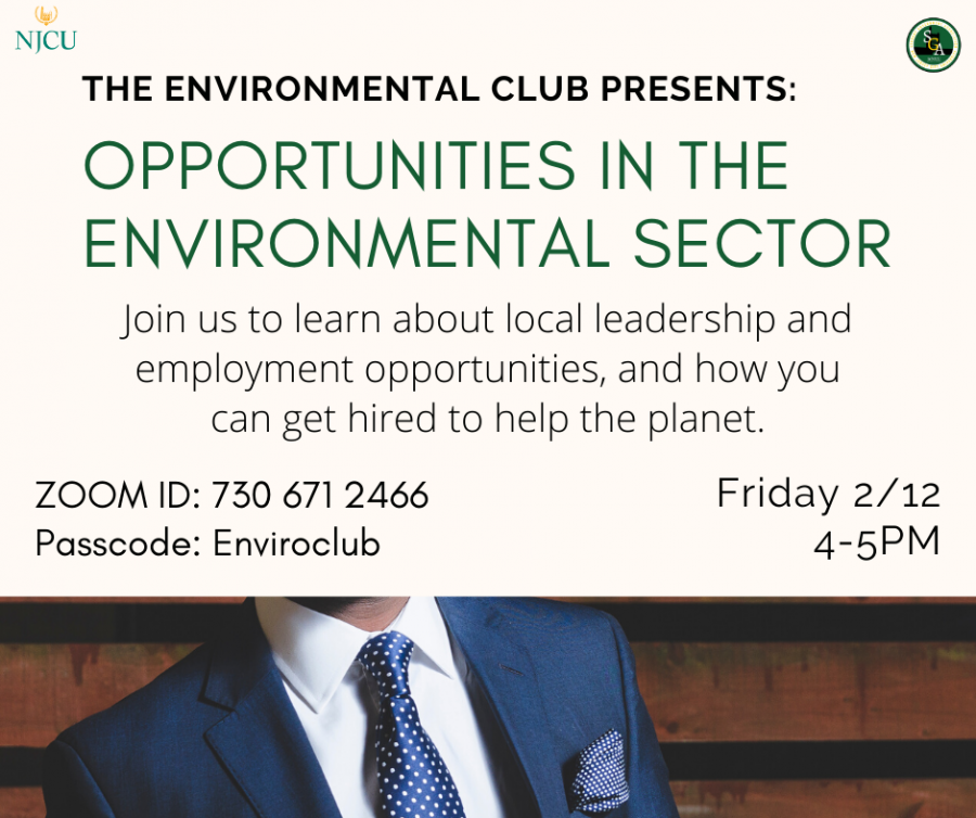 Opportunities in the Environmental Sector (2/12)