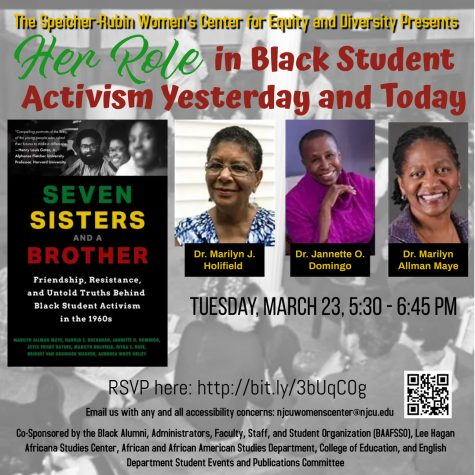 Her Role in Black Student Activism (3/23)