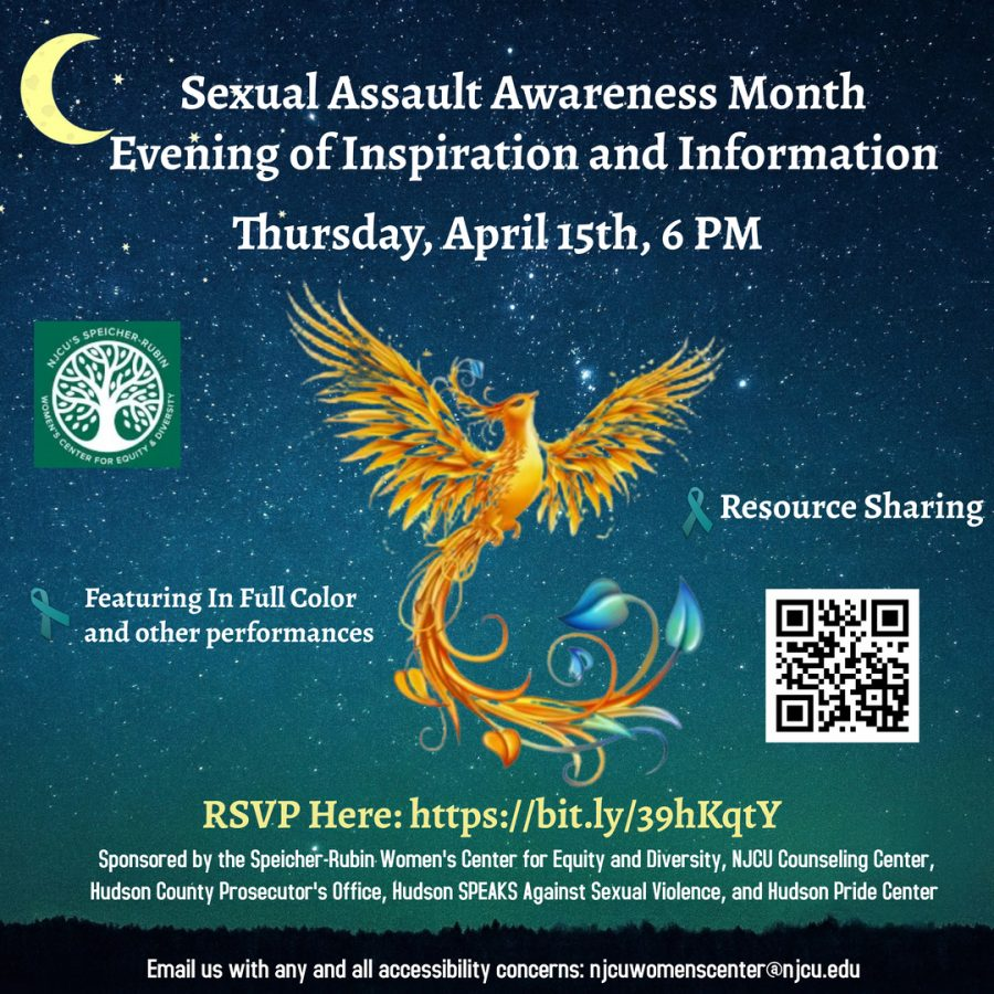 Sexual Assault Awareness Month (4/15)