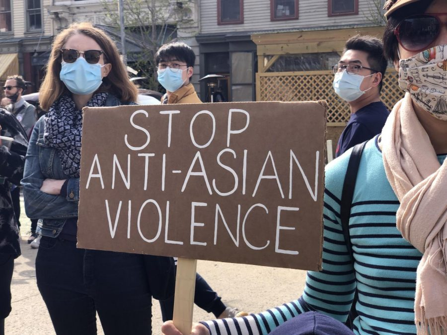 Jersey+City+Protest+Against+Asian+Violence.+Photo+by+Felix.