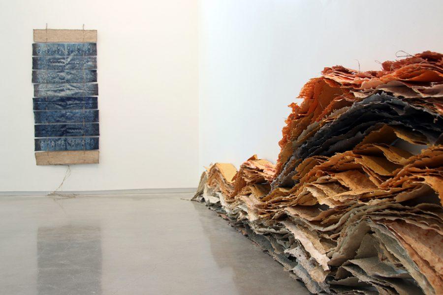 Palmroot Exhibit. Art by Jaz Graf.