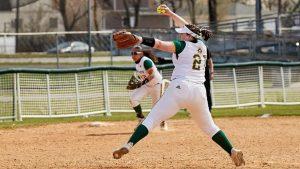 NJCU Women's Softball game. Photo Courtesy of Jocelyn Prescod.